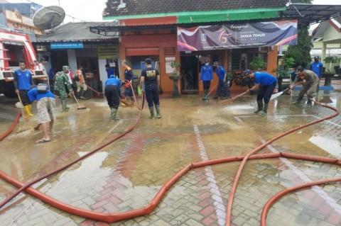 Banjir Bandang Terjang Tujuh Desa di Trenggalek
