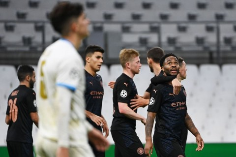 Olympique Marseille vs Manchester City: The Citizens Permalukan Marseille