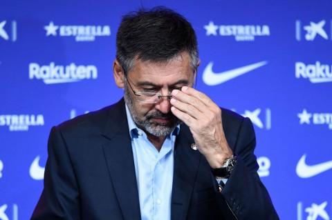 Bartomeu Mengundurkan Diri sebagai Presiden Barcelona