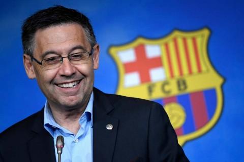 Resmi, Presiden Barca Josep Maria Bartomeu Mengundurkan Diri