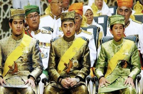 Pangeran Brunei Meninggal di Usia 38 Tahun