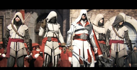 Ubisoft dan Netflix Garap Serial Live Action Assassin's Creed