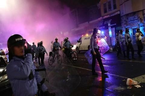 Philadelphia Panggil Garda Nasional Terkait Demo Walter Wallace