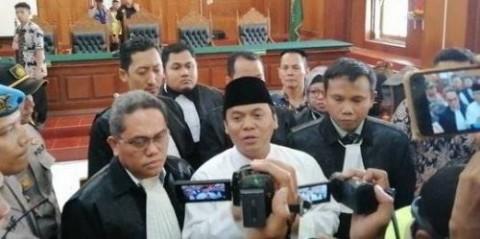 Dapat Jaminan dari Para Tokoh, Gus Nur Ajukan Penangguhan Penahanan