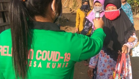 Jogo Tonggo Berdayakan Perempuan Jaga Konsistensi Zona Hijau