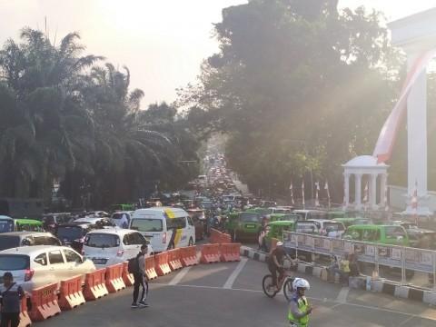 Libur Panjang, Petugas Dishub Kota Bogor Tersisa 60 Orang