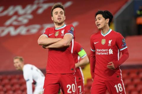 Liverpool vs Midtjylland: The Reds Menang 2-0