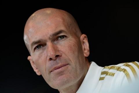 Zidane Senang Madrid Imbangi Gladbach