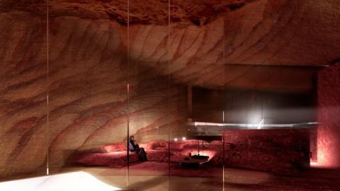Sharaan, Hotel di Tengah Gurun Arab