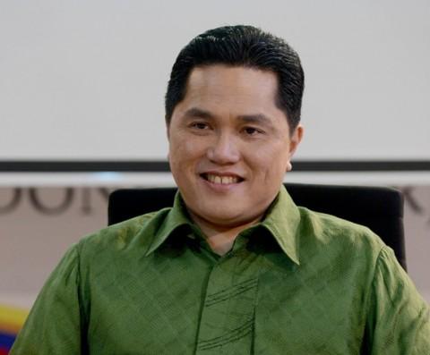 Erick Thohir Pernah Jual Mobil dan Berutang Demi Selamatkan Bisnis