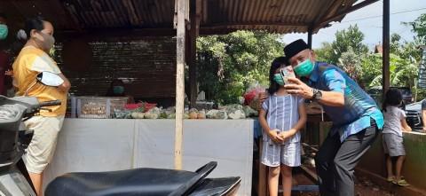 Bupati Jepara Pantau Pelaksanaan Jogo Tonggo