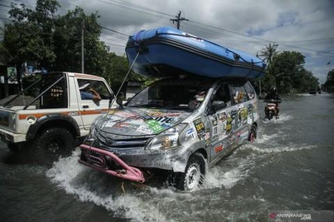 Hujan Lebat Diprediksi Guyur Yogyakarta Selama Libur Akhir Pekan