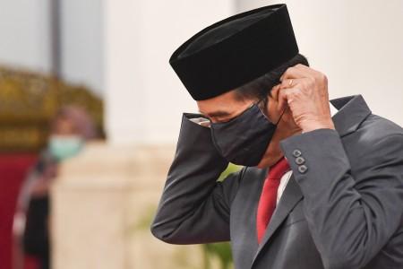 Survei: Kinerja Sektor Sosial Pemerintahan Jokowi-Maruf Terbaik