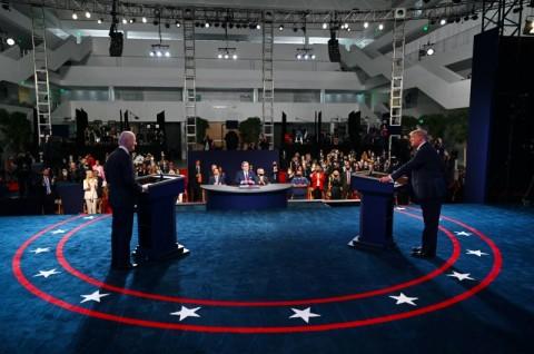 Trump, Biden Tawarkan Pilihan Berbeda untuk Warga AS