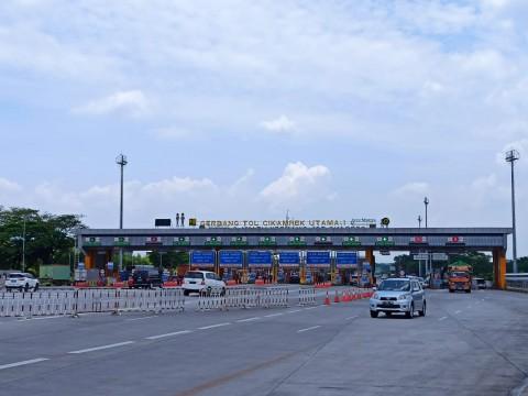 147 Ribu Kendaraan Telah Meninggalkan Jakarta