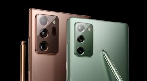 Ini Alasan untuk Upgrade ke Samsung Galaxy Note20 Series