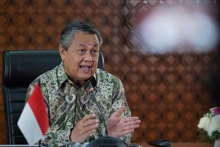 Gubernur BI Ungkap Arah Pengembangan Ekonomi dan Keuangan Syariah