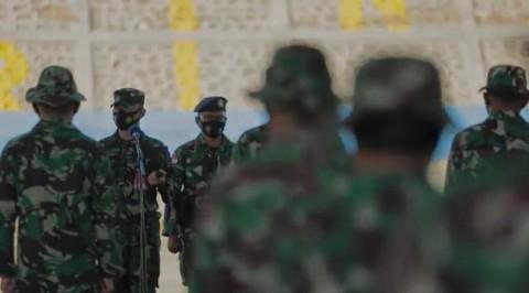 Sinyal Makin Kuat, Tentara di NTT Bahagia Melepas Rindu dengan Keluarga