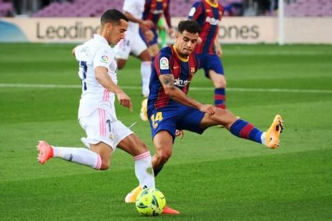 Barcelona Tanpa Coutinho Hingga Pertengahan November