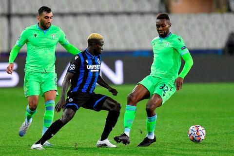 Club Brugge vs Lazio: Tim Tamu Curi Satu Poin