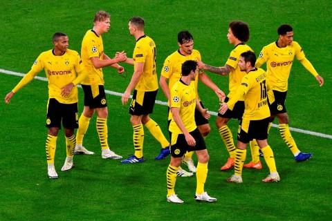 Borussia Dortmund vs Zenit St Petersburg: Sancho dan Haaland Jadi Mimpi Buruk untuk Tim Tamu