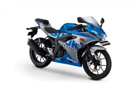 Suzuki GSX-R150 Gunakan Jubah MotoGP 2020