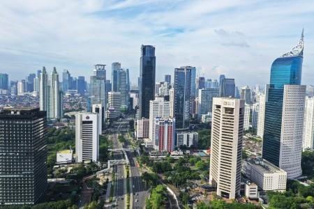 Libur Maulid Nabi, Jalan di Jakarta Lengang