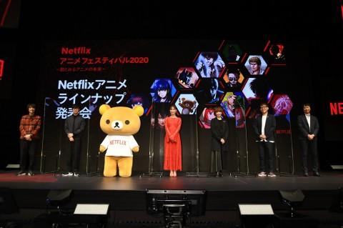 Netflix Umumkan 5 Proyek Anime Terbaru