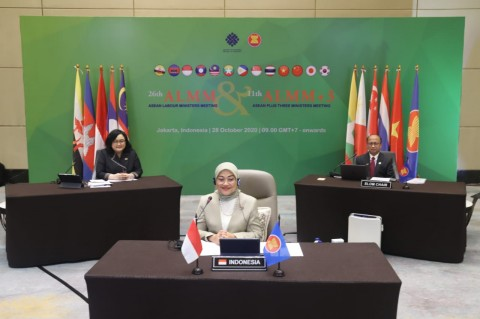 Ida Fauziyah Terpilih Jadi Ketua Menteri Ketenagakerjaan se-ASEAN