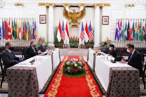 Kepada Menlu AS, Retno Tegaskan Dukungan Indonesia ke Palestina