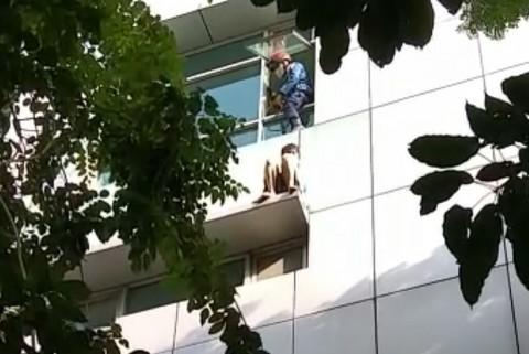 Lompat dari Lantai 5, Pasien RSUD Tarakan Meninggal