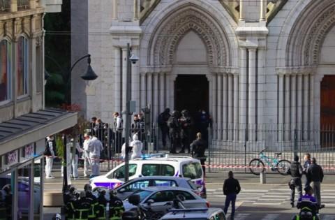 Tiga Tewas dalam Serangan di Prancis, Salah Satu Korban Dipenggal