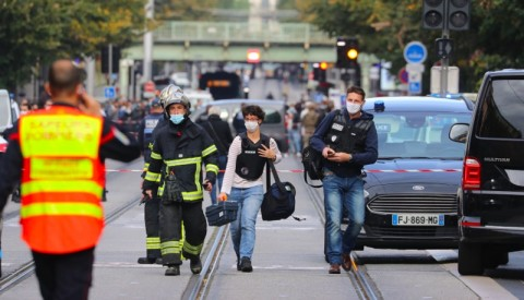 Turki Kutuk Pemenggalan Terbaru yang Terjadi di Prancis