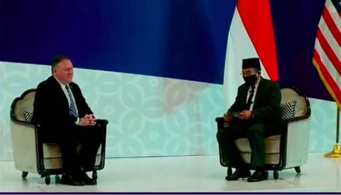 Pompeo: Trump Tawarkan Manfaat Ekonomi Nyata untuk Palestina