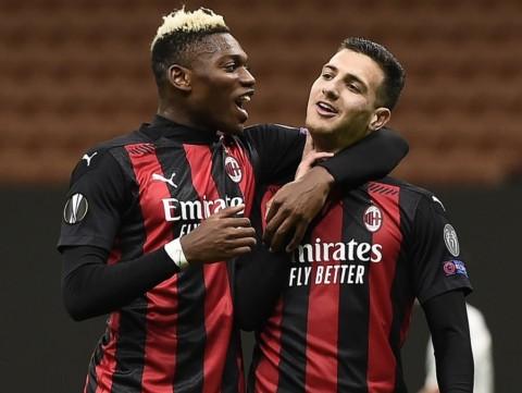 AC Milan vs Sparta Praha: Rossoneri Tanpa Kesulitan Raih Poin Penuh