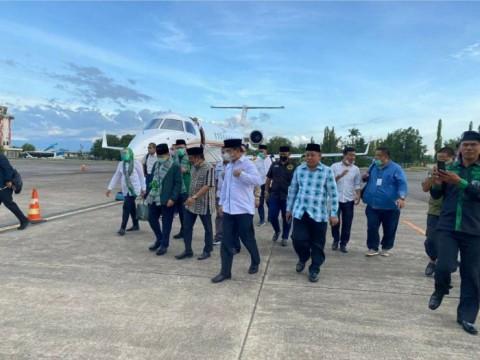 Terbang dengan Jet Pribadi, Suharso Monoarfa Tuai Kritikan