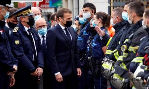 Macron: Jelas Prancis Sedang Diserang
