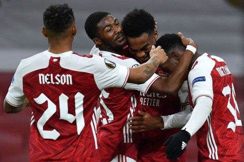 Arsenal vs Dundalk: The Gunners Menang Telak 3-0