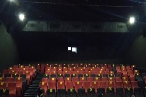 Minim Film, Bioskop Cinema XXI di Jakarta Tunda Beroperasi