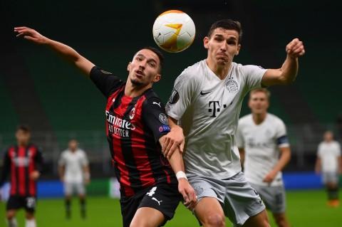 Hasil Lengkap Liga Europa: Milan dan Arsenal Menang Besar, Roma Seri