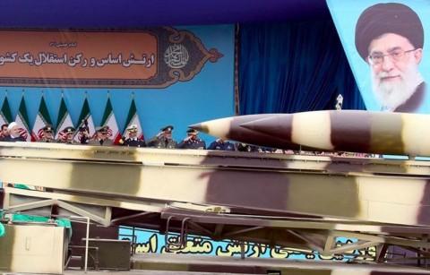 AS Sita Rudal Iran, Jatuhkan Sanksi kepada 11 Entitas