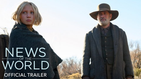 Trailer Film News of the World Dirilis, Tom Hanks Jadi Veteran Perang