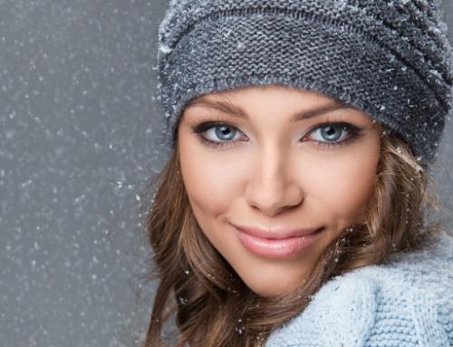 Di musim dingin, jaga riasan mata agar terlihat tetap lembut dan halus. (Foto: Ilustrasi. Dok. Freepik.com)