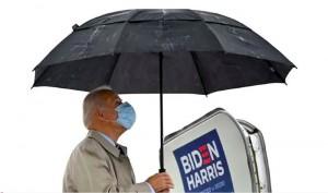 Jelang Penutupan Kampanye, Biden dan Trump Bertarung di Florida