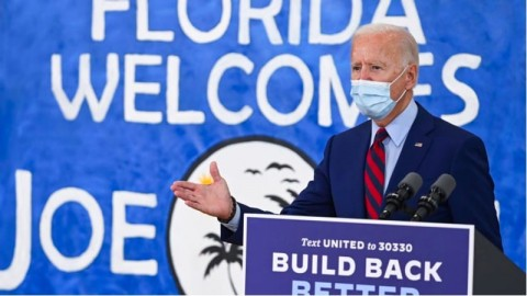 Joe Biden Masih Terdepan dalam Jajak Pendapat Pilpres AS