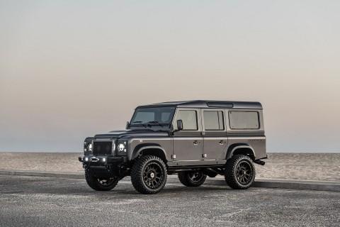 Land Rover Defender 'Himalayan', Makin Gagah & Modern