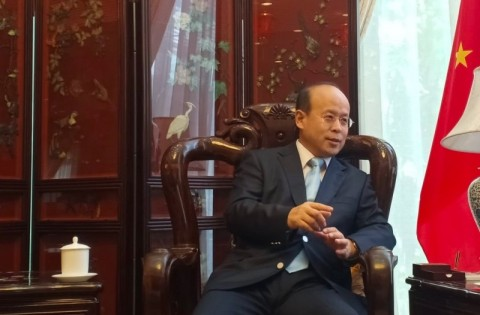 Tujuh Balasan Dubes Tiongkok Hadapi Pandangan Negatif Menlu AS