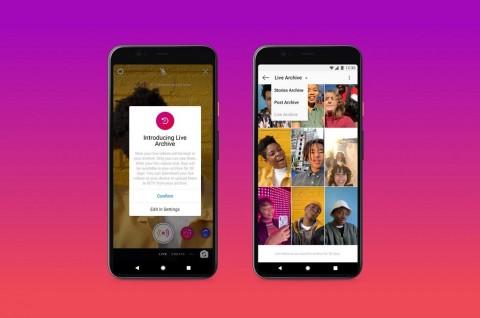 Instagram Perpanjang Batas Waktu Live hingga 4 Jam