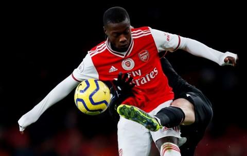 Pepe Butuh Konsistensi untuk Jadi Pemain Bintang Arsenal