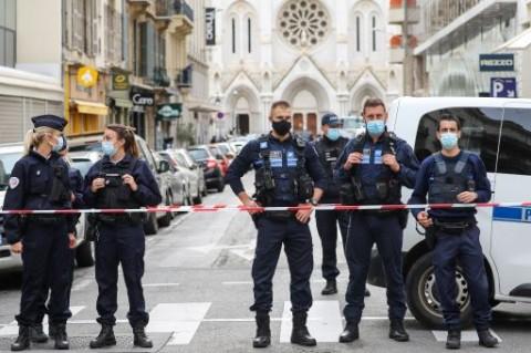 Pelaku Serangan Nice Tidak Masuk Daftar Badan Intelijen Prancis